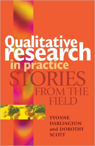Qualitative research in practice Stories from the field