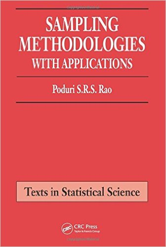 Sampling Methodologies with Applications