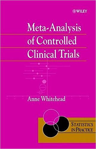 Meta-Analysis of Controlled Clinical Trials 1st Edition