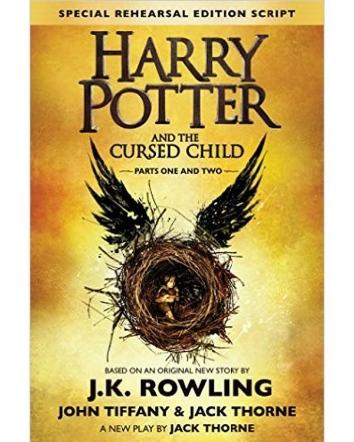 دانلود کتاب هری پاتر و کودک نفرین شده اثر جک تورن pdf  انگلیسیharry potter