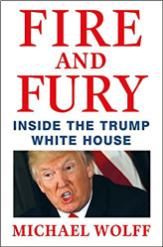 دانلود کتاب جنجالی آتش و خشم FIRE AND FURY اثر دونالد ترامپ pdf به زبان انگلیسی