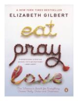 دانلود کتاب غذا  دعا عشق  pdf به زبان انگلیسی