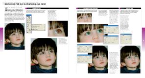 دانلود کتاب آموزش روتوش حرفه ای در فوتوشاپ به زبان انگلیسی pdf
