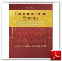 دانلود کتاب سیستم های مخابراتی کارلسون  همراه با حل المسائل  به زبان اصلی pdf