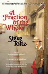 مشخصات و قیمت و خرید و دانلود کتاب جز از کل  a fraction of the whole  اثر استيو تولتز به زبان اصلی انگلیسی به صورت pdf