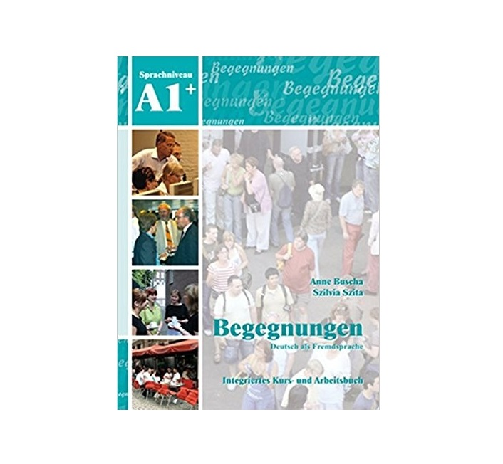 مشخصات و قیمت و خرید و دانلود کتاب زبان آلمانی  Begegnungen Kurs und Arbeitsbuch A1 به صورت pdf