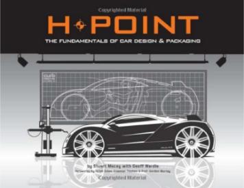 مشخصات و قیمت و خرید و دانلود کتاب pdfنقطه H  اصول و مبانی اتومبیل طراحی   H Point The Fundamentals of Car Design packaging by Stuart Macey 5/5 (1)