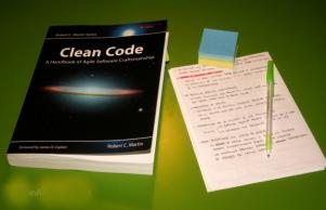 مشخصات و قیمت و خرید ودانلود  کتاب Clean Code کد نویسی تمیز  کتاب راهنمای توسعهٔ نرمافزار به روش اجایل  به زبان اصلی انگلیسی pdf
