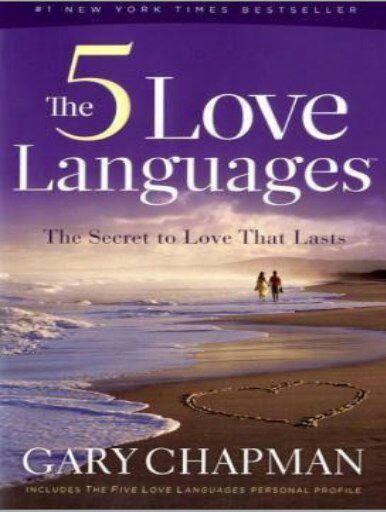 5 زبان عشق اثر گری چاپمن   Love Languages, Gary Chapman effect  5  بر اساس آمار فروش سایت آمازون از پرفروش ترین کتاب های سال ۲۰۱۶ به  زبان اصلی pdf