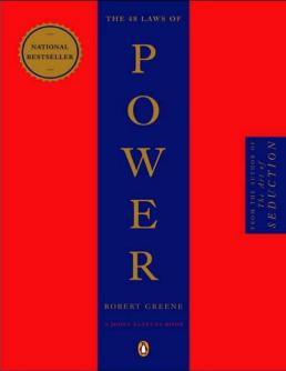 مشخصات و قیمت و خرید و دانلود کتاب 48 قانون قدرت نویسنده رابرت گرین یوست الفرز  The 48 Laws of Power   به زبان اصلی به صورت pdf