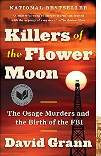 مشخصات و قیمت و خرید و دانلود کتاب Killers of the Flower Moon: The Osage Murders and the Birth of the FBI به زبان اصلی pdf