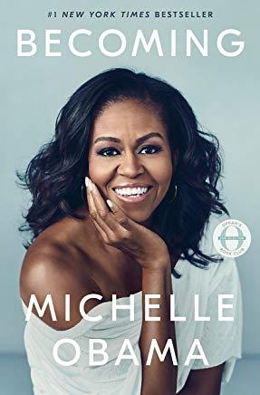 مشخصات و قیمت و خرید و دانلود کتاب میشل اوباما شدن Becoming by Michelle Obama به زبان اصلی pdf