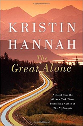 مشخصات و قیمت و خرید و دانلود کتاب بزرگ تنها The Great Alone  A Novel Kristin Hannah به زبان اصلی pdf