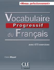 مشخصات و قیمت و خرید و دانلود کتاب Vocabulaire progressif du francais - Perfectionnement کتاب تقویت لغات فرانسه C1-C2 به زبان اصلی به صورت pdf