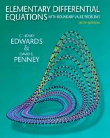 خرید و دانلود کتاب معادلات ادوارز و پنی  درس: معادلات دیفرانسیل ویرایش ششم  زبان اصلی 784 صفحه pdf