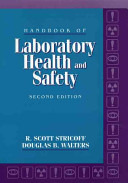 کتاب Handbook of Laboratory Health and Safety