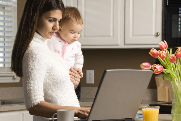 چگونه بدون داشتن سرمایه یک شغل خانگی دست و پا کنیم