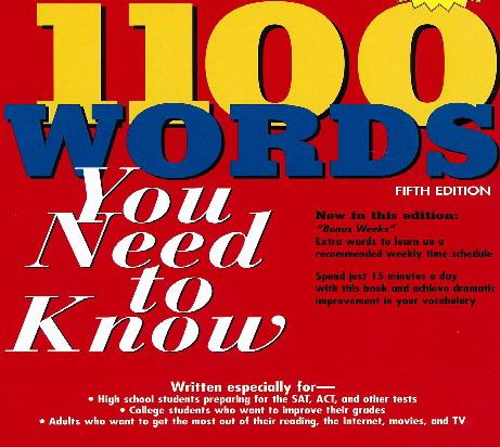 1100 کلمه مفید و ضروری برای آزمونهای زبان انگلیسی تافل، تولیمو، و ... و کنکورهای کارشناسی ارشد و دکتری مرتب شده بر اساس حروف الفبای فارسی