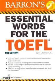 واژگان ضروری برای آزمون TOEFL