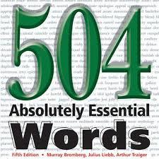 504واژه ضروری زبان انگلیسی
