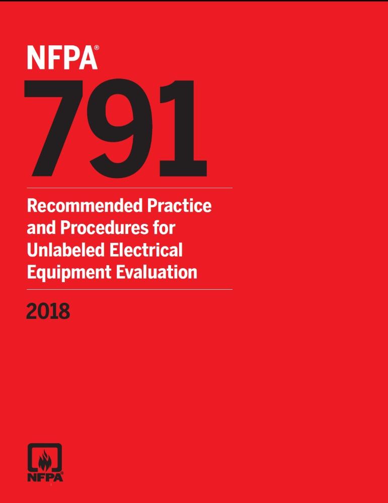 NFPA 791: 2018