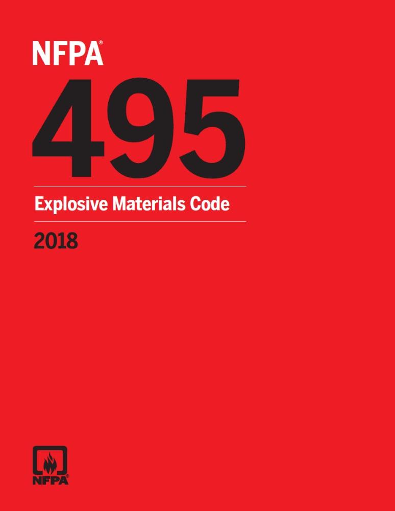 NFPA 495: 2018