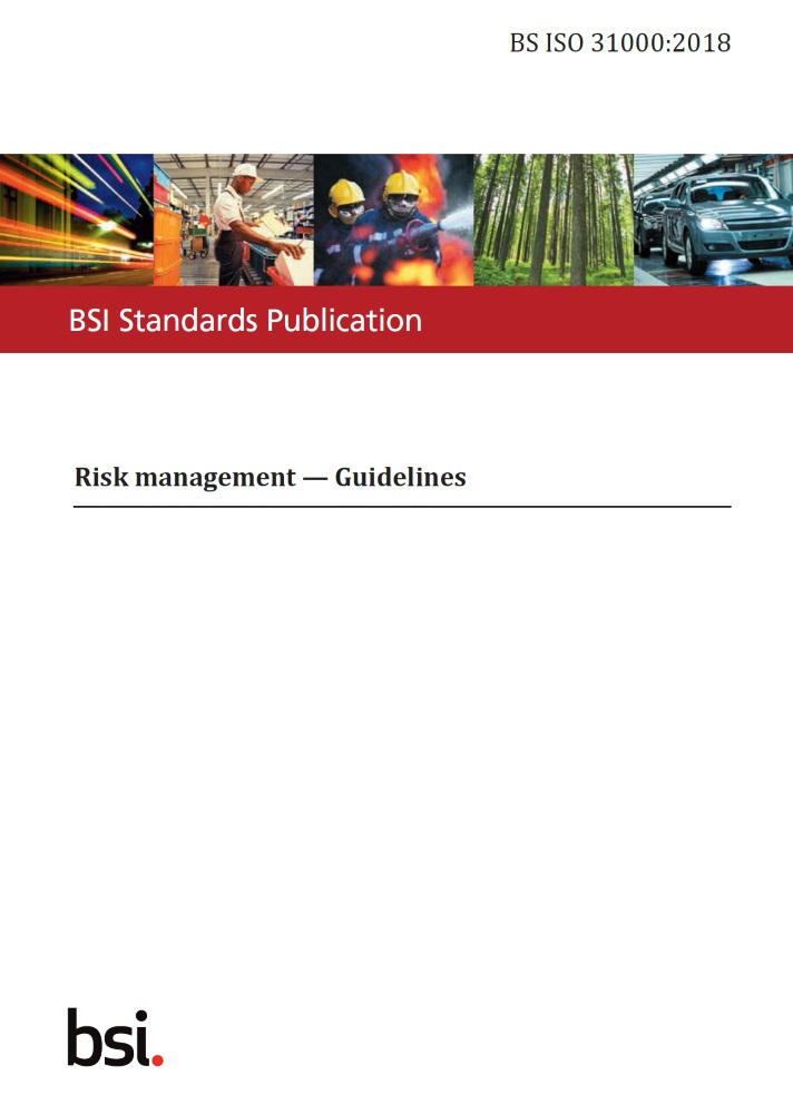 BS ISO 31000: 2018