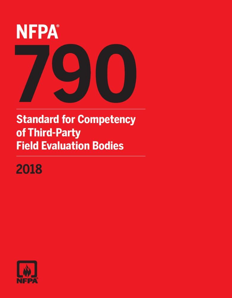 NFPA 790: 2018