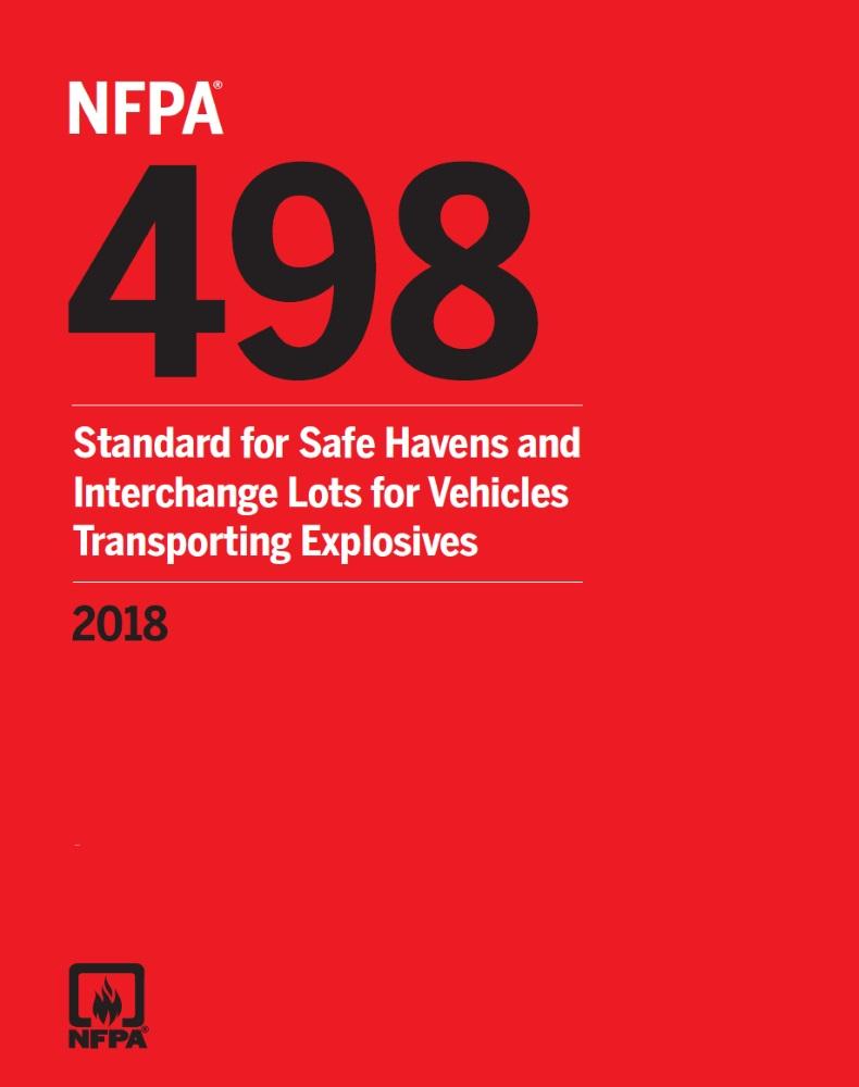 NFPA 498: 2018