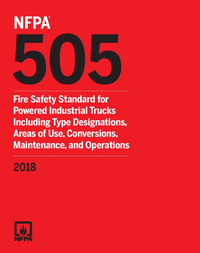 NFPA 505: 2018