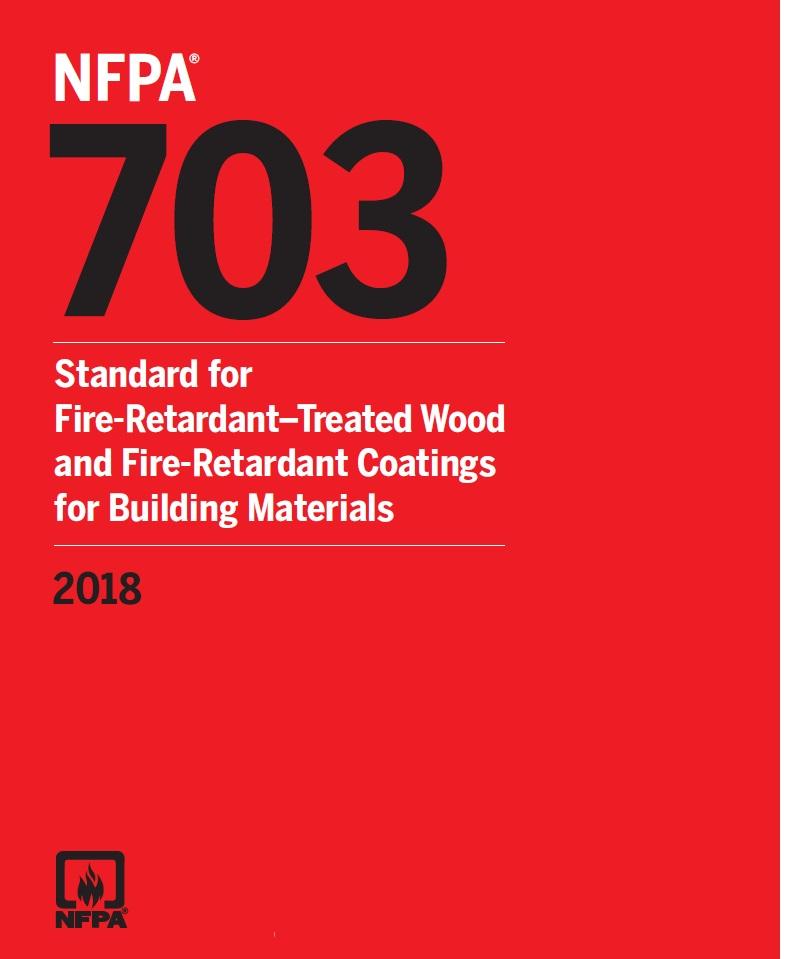 NFPA 703: 2018