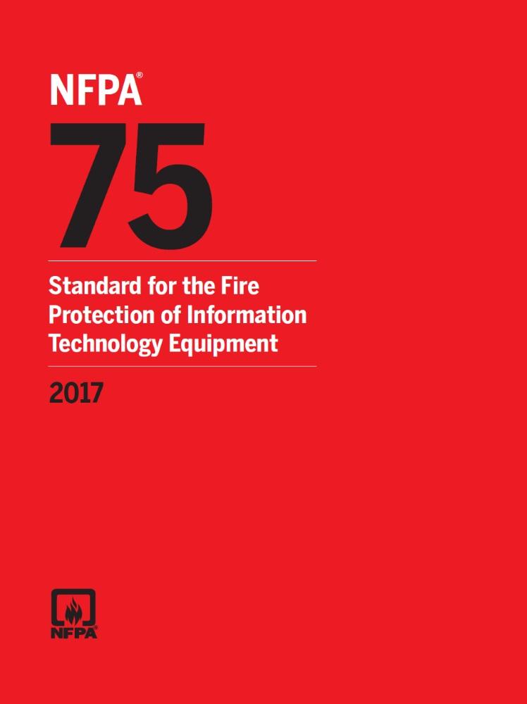 NFPA 75: 2017