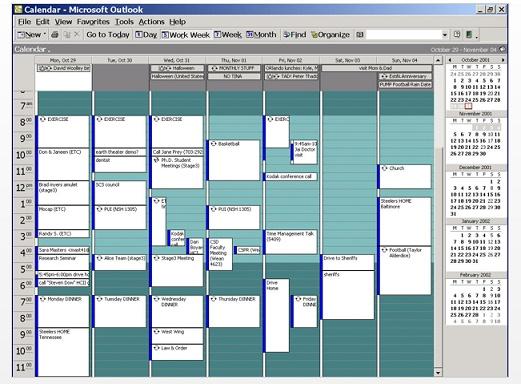 پاور پوینت Time Management مدیریت زمان (تماما انگلیسی)
