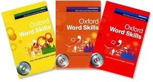 مجموعه کتاب های Oxford Word Skills مقدماتی - متوسط - پیشرفته