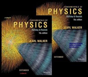 مجموعه کتاب های فیزیک هالیدی و حل المسائل کامل - چاپ دهم