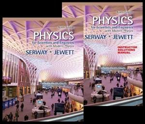 مجموعه کتاب های فیزیک برای علوم پایه و مهندسی Serway