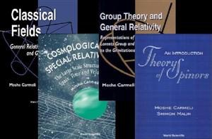 مجموعه کتاب های فیزیک نظری کارملی Moshe Carmeli