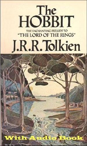 کتاب هابیت The Hobbit به همراه کتاب صوتی