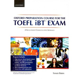 کتاب Oxford Preparation Course for the TOEFL iBT Exam همراه با فایل های