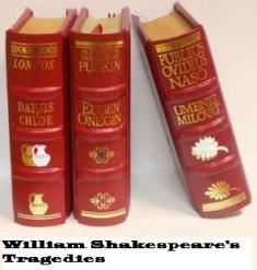 آثار تراژدی ویلیام شکسپیر William Shakespeares Tragedies
