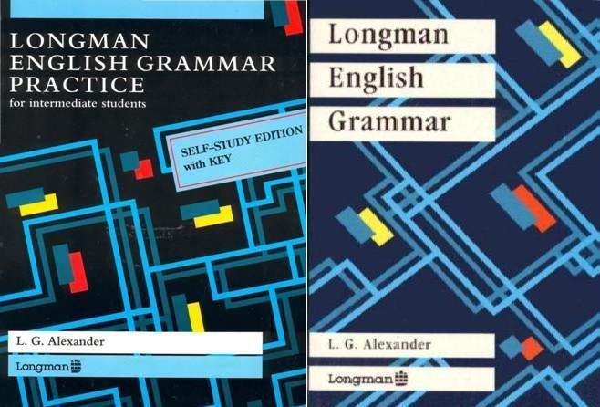 مجموعه کتاب های آموزش گرامر زبان انگلیسی Longman English Grammar