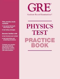 نمونه آزمون GRE Subject فیزیک
