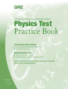 نمونه آزمون GRE Subject فیزیک 2
