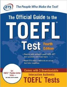 کتاب راهنمای رسمی آزمون تافل TOEFL iBT