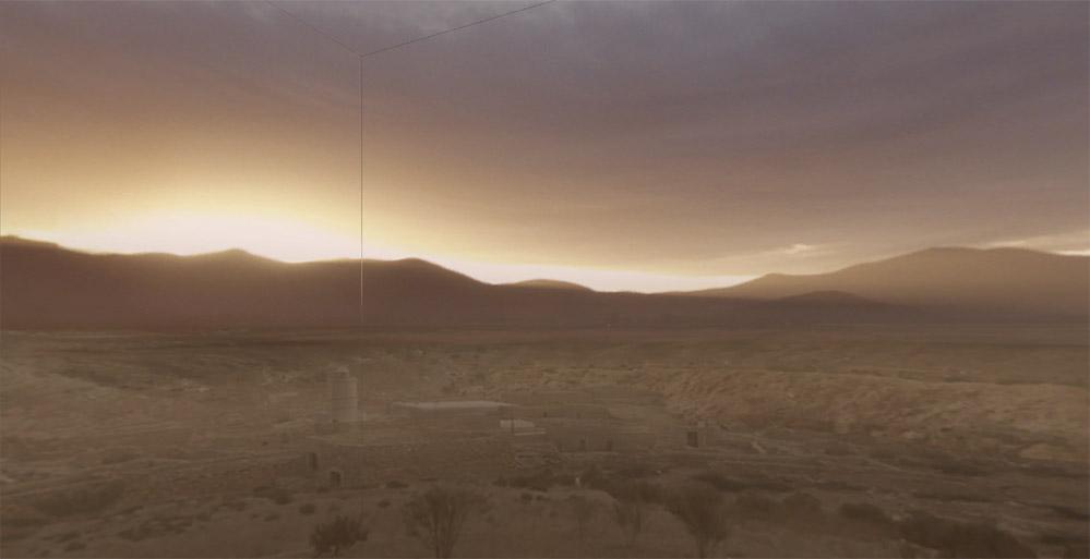 آسمان کویری 02