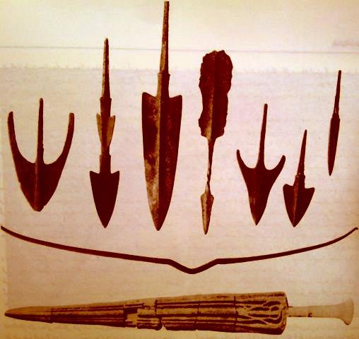 سلاح ها و جنگ افزارهای دوران قدیم
