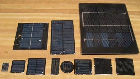 آموزش ساخت صفحات خورشیدی در  منزل