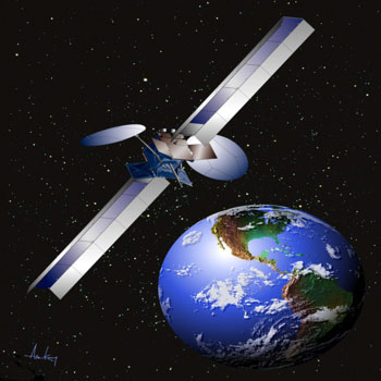 دانلود جزوه سیستم های مخابرات ماهواره ای