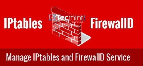 FirewallD و مروری بر نحوه کانفیگ