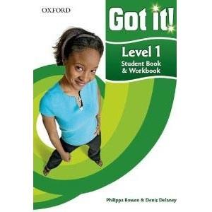 کتابهای گات ایت got it 1,2,3,4,starter حل سوالات و نمونه سوال امتحان